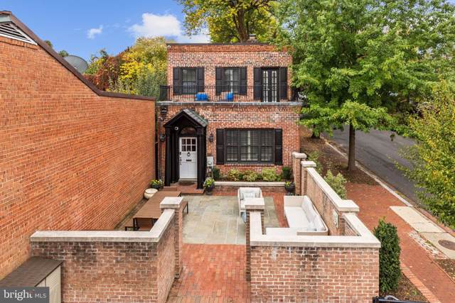 3300 Q Street NW, WASHINGTON, DC 20007 (#DCDC448144) :: Crossman & Co. Real Estate