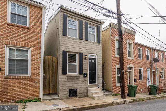 241 S Chapel Street, BALTIMORE, MD 21231 (#MDBA489642) :: Kathy Stone Team of Keller Williams Legacy