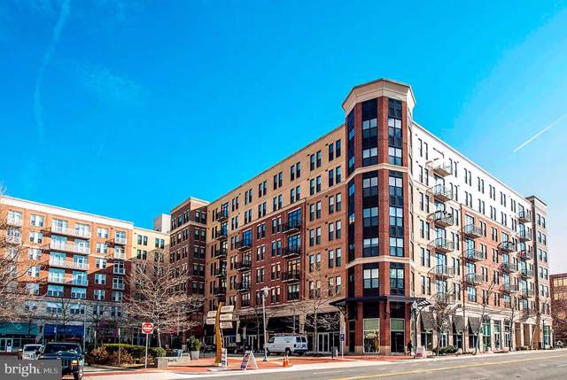 444 W Broad Street #508, FALLS CHURCH, VA 22046 (#VAFA110782) :: AJ Team Realty