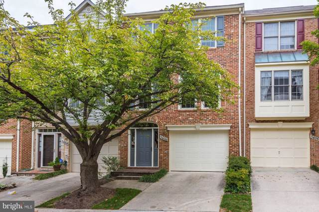5406 Whitley Park Terrace #56, BETHESDA, MD 20814 (#MDMC685266) :: The Speicher Group of Long & Foster Real Estate