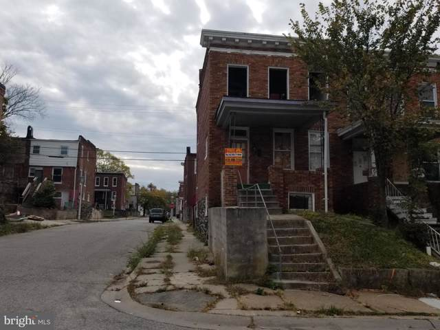 3165 Lyndale Avenue, BALTIMORE, MD 21213 (#MDBA489686) :: The Miller Team