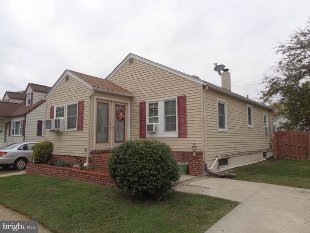 310 Camrose Avenue, BALTIMORE, MD 21225 (#MDAA417504) :: Shamrock Realty Group, Inc