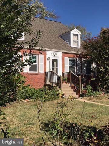 5651 6TH Street N, ARLINGTON, VA 22205 (#VAAR156310) :: City Smart Living