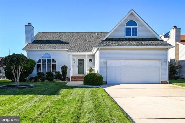 9 Stacy Court, OCEAN PINES, MD 21811 (#MDWO110130) :: AJ Team Realty