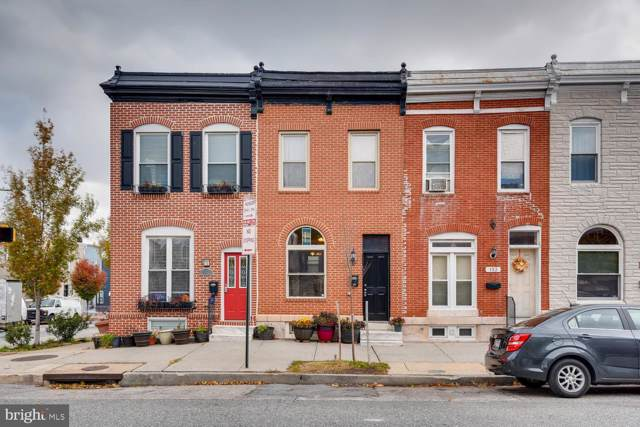 155 N Milton Avenue, BALTIMORE, MD 21224 (#MDBA489754) :: The Dailey Group