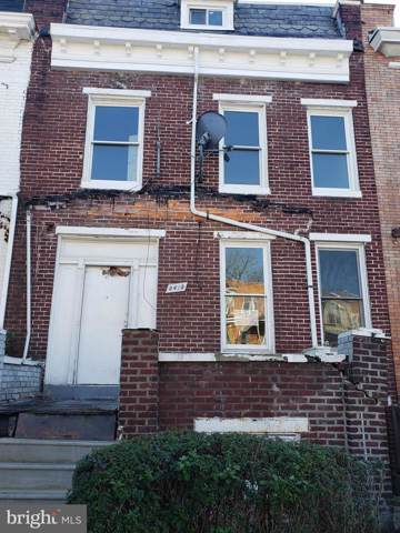 3415 Park Heights Avenue, BALTIMORE, MD 21215 (#MDBA489764) :: The Vashist Group
