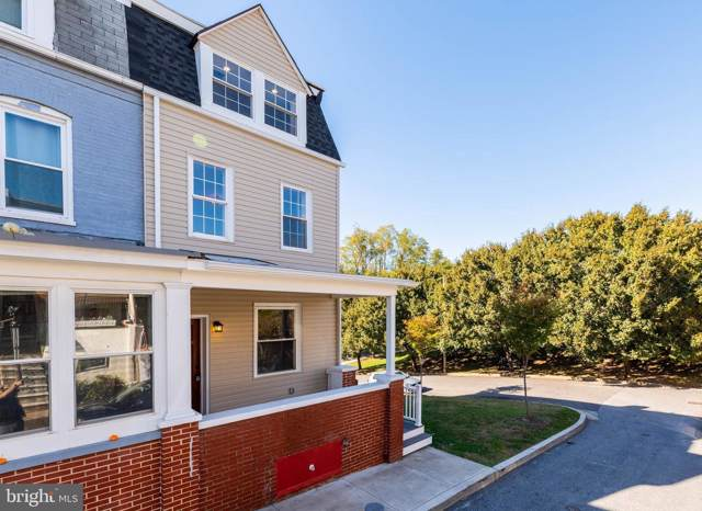 3318 Elm Avenue, BALTIMORE, MD 21211 (#MDBA489766) :: The Dailey Group