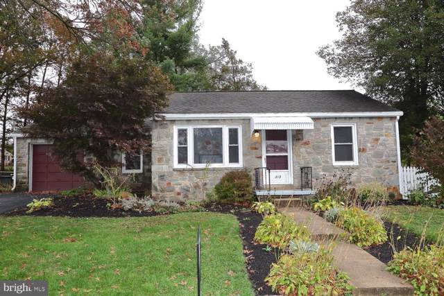 313 Dahlia Road, LANCASTER, PA 17602 (#PALA142680) :: The Joy Daniels Real Estate Group