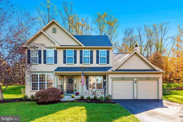 5865 Winter Oaks Place, FREDERICK, MD 21704 (#MDFR255828) :: The Bob & Ronna Group