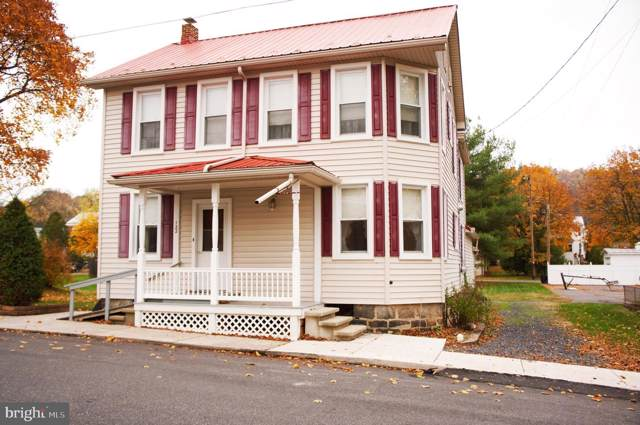 122 W Mcclure Street, NEW BLOOMFIELD, PA 17068 (#PAPY101518) :: The Joy Daniels Real Estate Group