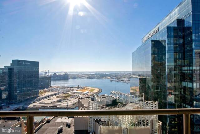 675 President Street #2505, BALTIMORE, MD 21202 (#MDBA489808) :: SURE Sales Group