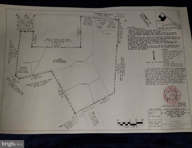 3003 Andrews Lake Road, FREDERICA, DE 19946 (#DEKT233638) :: The Allison Stine Team
