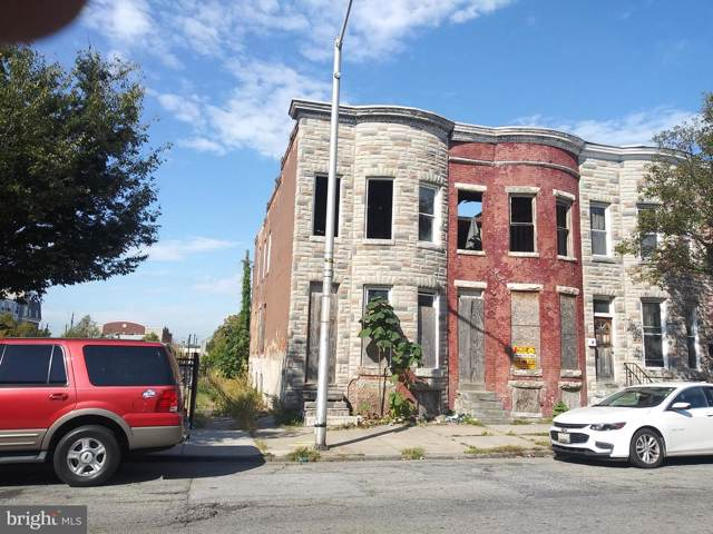 1220 N Patterson Park Avenue, BALTIMORE, MD 21213 (#MDBA489894) :: Great Falls Great Homes