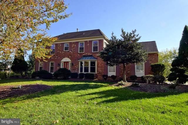 7 Springhill Drive, PRINCETON JUNCTION, NJ 08550 (#NJME287746) :: John Smith Real Estate Group