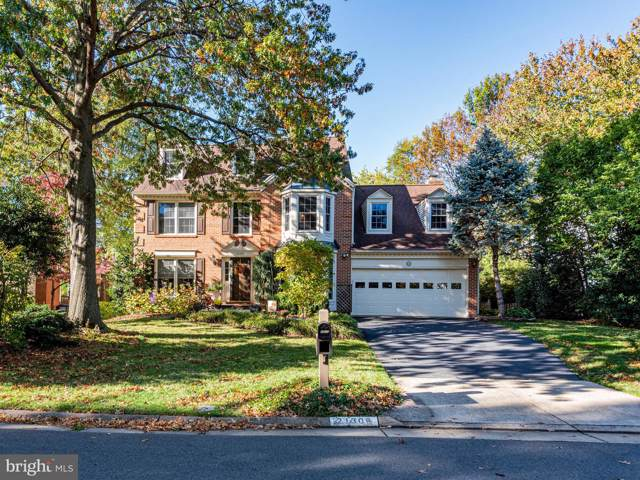 21309 Arrowhead Court, ASHBURN, VA 20147 (#VALO397902) :: The Miller Team