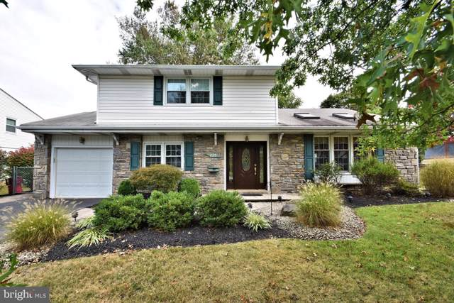825 Pelham Avenue, WARMINSTER, PA 18974 (#PABU483498) :: Better Homes Realty Signature Properties