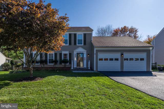 22 Allenhurst Court, GAITHERSBURG, MD 20878 (#MDMC685434) :: Remax Preferred | Scott Kompa Group