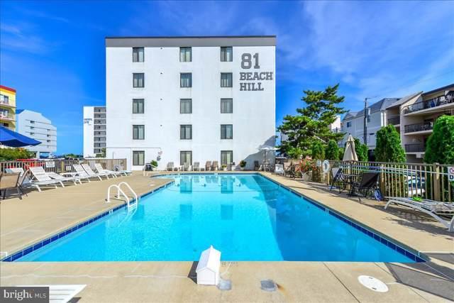 10 81ST Street #501, OCEAN CITY, MD 21842 (#MDWO110162) :: Atlantic Shores Realty