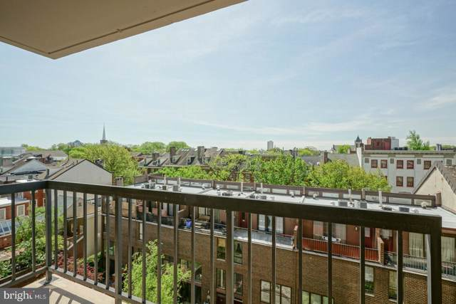 241 S 6TH Street #610, PHILADELPHIA, PA 19106 (#PAPH846344) :: ExecuHome Realty