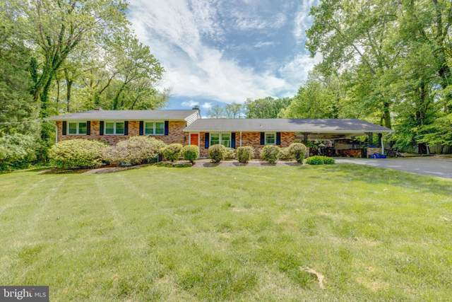 10005 Coach Road, VIENNA, VA 22181 (#VAFX1097482) :: Jennifer Mack Properties