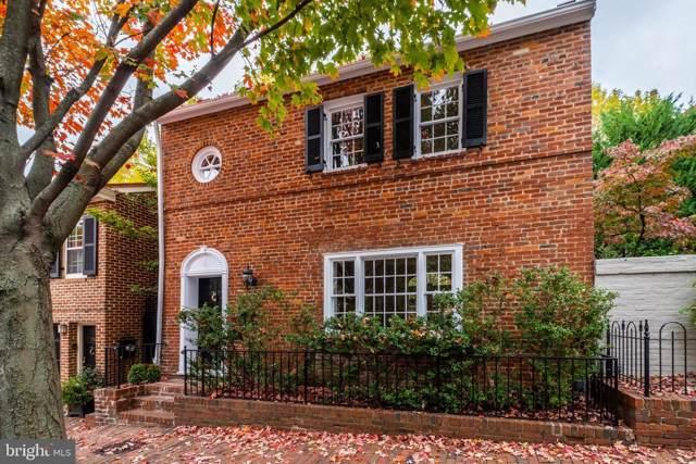 1244 28TH Street NW, WASHINGTON, DC 20007 (#DCDC448430) :: Great Falls Great Homes