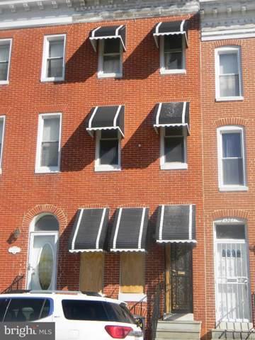 1329 N Eden Street, BALTIMORE, MD 21213 (#MDBA490028) :: AJ Team Realty
