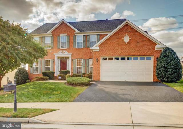 16487 Boatswain Circle, WOODBRIDGE, VA 22191 (#VAPW482006) :: The Dailey Group