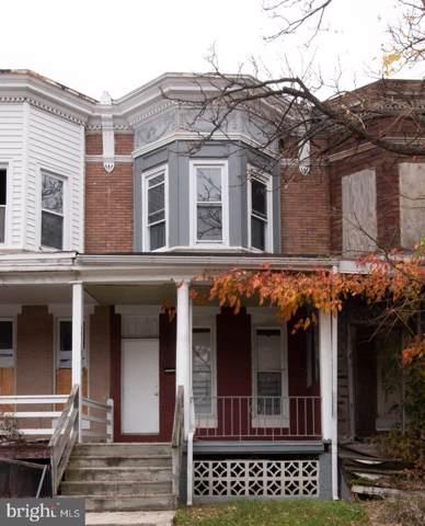 4630 Pimlico Road, BALTIMORE, MD 21215 (#MDBA490048) :: John Smith Real Estate Group