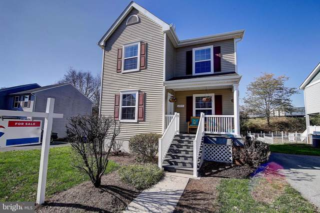 235 Merrbaugh Drive, HAGERSTOWN, MD 21740 (#MDWA168910) :: Dart Homes