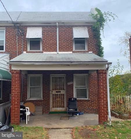 3934 Blaine Street NE, WASHINGTON, DC 20019 (#DCDC448520) :: Tom & Cindy and Associates
