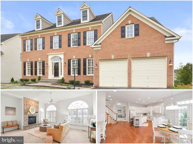 3615 Denison Street, FREDERICK, MD 21704 (#MDFR255916) :: The Licata Group/Keller Williams Realty