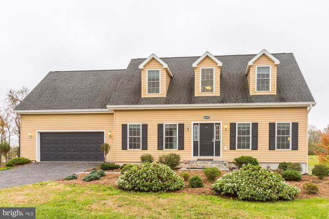 6495 Sharrett Road, KEYMAR, MD 21757 (#MDCR192892) :: AJ Team Realty
