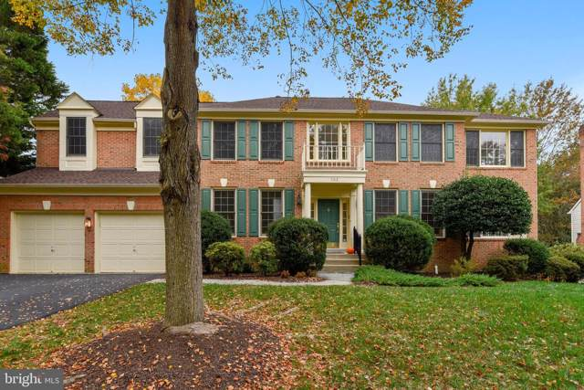 9312 Braymore Circle, FAIRFAX STATION, VA 22039 (#VAFX1097646) :: Dart Homes