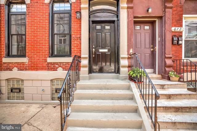 870 N 19TH Street, PHILADELPHIA, PA 19130 (#PAPH846638) :: The Matt Lenza Real Estate Team