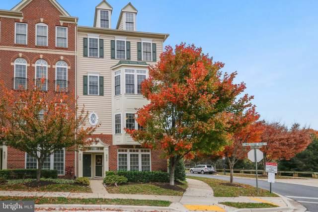 603 Whetstone Glen Street, GAITHERSBURG, MD 20877 (#MDMC685568) :: The Speicher Group of Long & Foster Real Estate