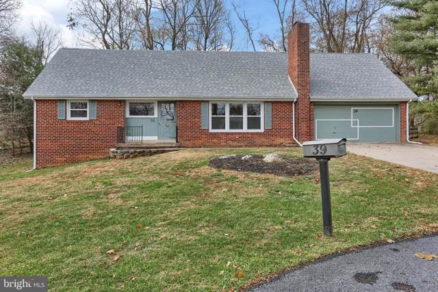 39 George Circle, MECHANICSBURG, PA 17055 (#PACB119034) :: The Joy Daniels Real Estate Group