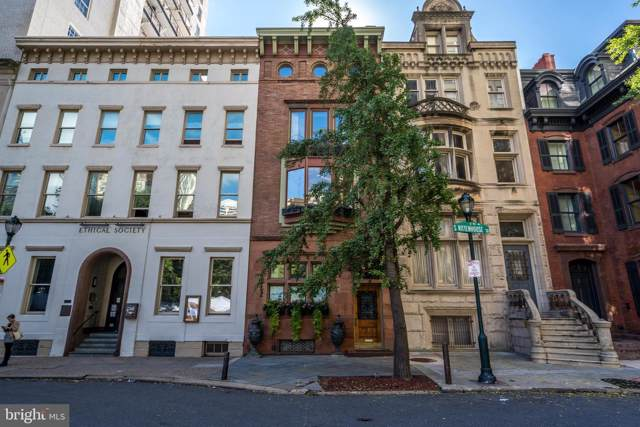1910 Rittenhouse Square, PHILADELPHIA, PA 19103 (#PAPH846688) :: The Lux Living Group