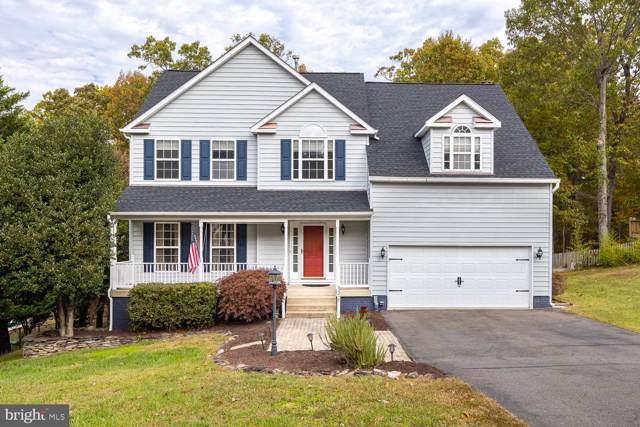 3217 Cavalry Ridge Court, FREDERICKSBURG, VA 22408 (#VASP217472) :: Pearson Smith Realty