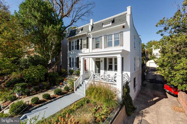 3217 Reservoir Road NW, WASHINGTON, DC 20007 (#DCDC448674) :: Crossman & Co. Real Estate