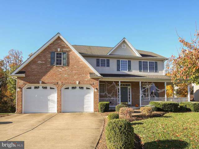 114 Killaney Court, WINCHESTER, VA 22602 (#VAFV154052) :: Homes to Heart Group