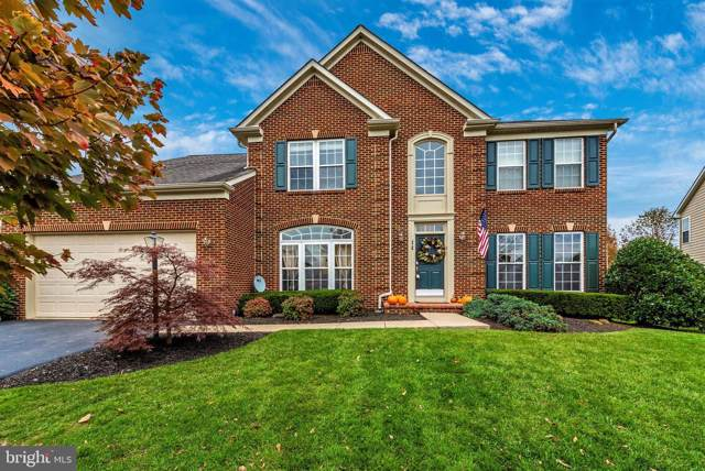 14 Hollow Creek Circle, MIDDLETOWN, MD 21769 (#MDFR255966) :: RE/MAX Plus