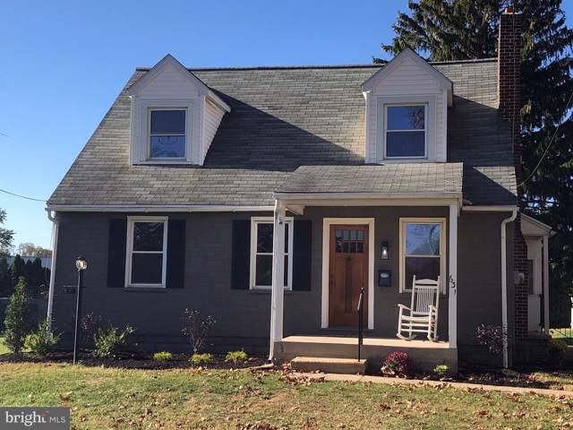 631 Juliette Avenue, LANCASTER, PA 17601 (#PALA142870) :: Liz Hamberger Real Estate Team of KW Keystone Realty