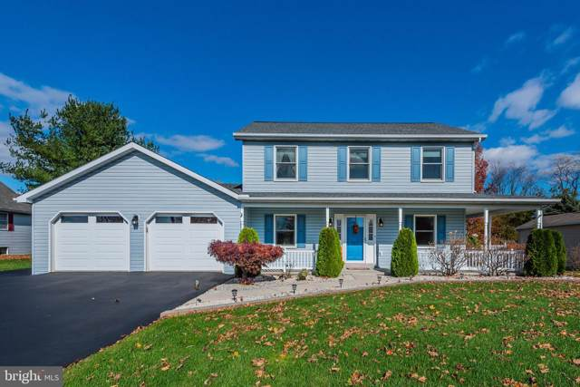 597 W 1ST Street, BOILING SPRINGS, PA 17007 (#PACB119052) :: Keller Williams of Central PA East