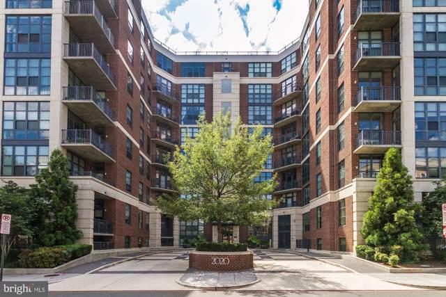 2020 12TH Street NW #710, WASHINGTON, DC 20009 (#DCDC448724) :: Crossman & Co. Real Estate