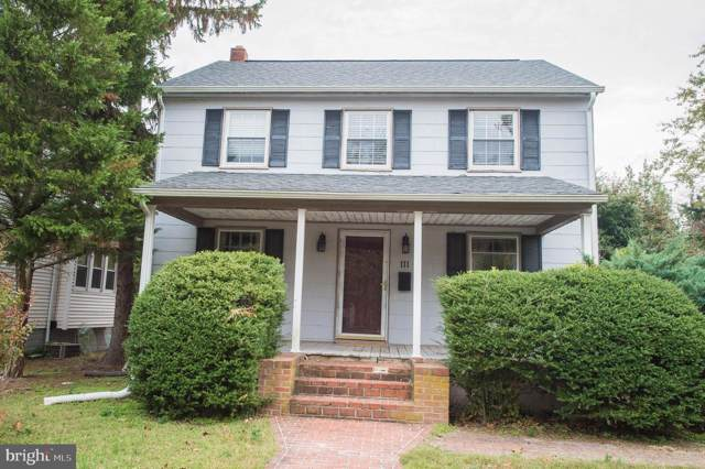 111 W London Avenue, SALISBURY, MD 21801 (#MDWC105804) :: ExecuHome Realty