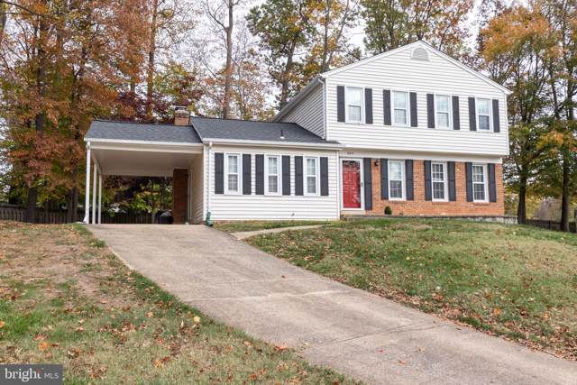 6013 Carrindale Court, BURKE, VA 22015 (#VAFX1097982) :: The Putnam Group