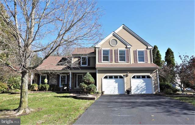 2 Monroe Court, PLAINSBORO, NJ 08536 (#NJMX122798) :: Viva the Life Properties