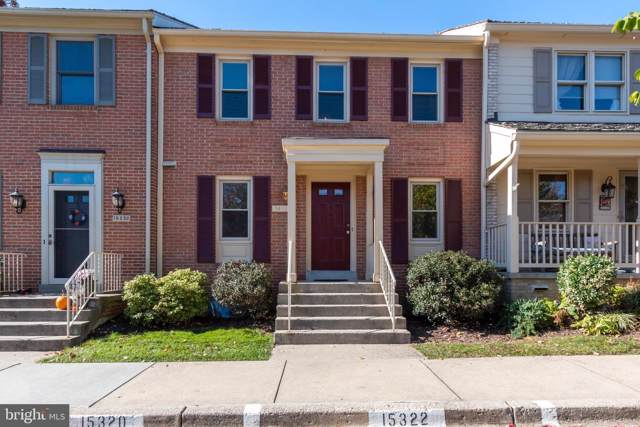 15322 Manor Village Lane, ROCKVILLE, MD 20853 (#MDMC685756) :: The Licata Group/Keller Williams Realty