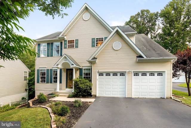 637 Shimmering Run Court, SYKESVILLE, MD 21784 (#MDCR192944) :: Charis Realty Group
