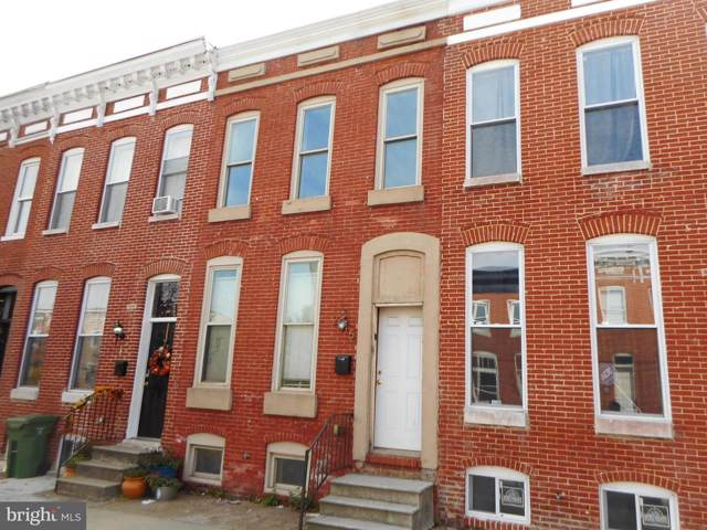 2215 Orleans Street, BALTIMORE, MD 21231 (#MDBA490294) :: The Matt Lenza Real Estate Team